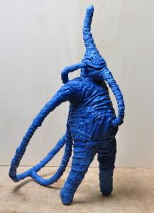 Blue Janus